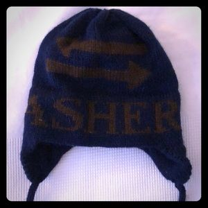 Custom never worn Asher winter hat